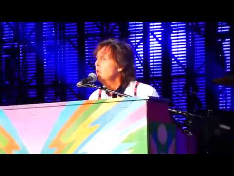 Paul McCartney • Candlestick Park • San Francisco • 2014