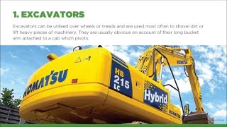 6 Types of Earth Moving Equipment   Resolute Equipment