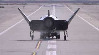 Dream Chaser Spacecraft Towed by Pickup Truck | NASA Space Science HD Video