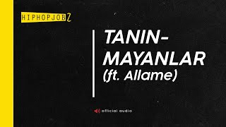 Repeat youtube video Joker feat. Allame - Tanınmayanlar (Produced by Allame)