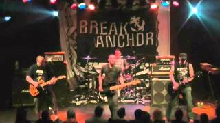 BREAK ANCHOR - FULL SHOW @ THE REX THEATER PITTSBURGH PA 4 14 2015