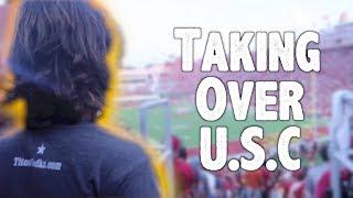 WE TOOK OVER USC!!!