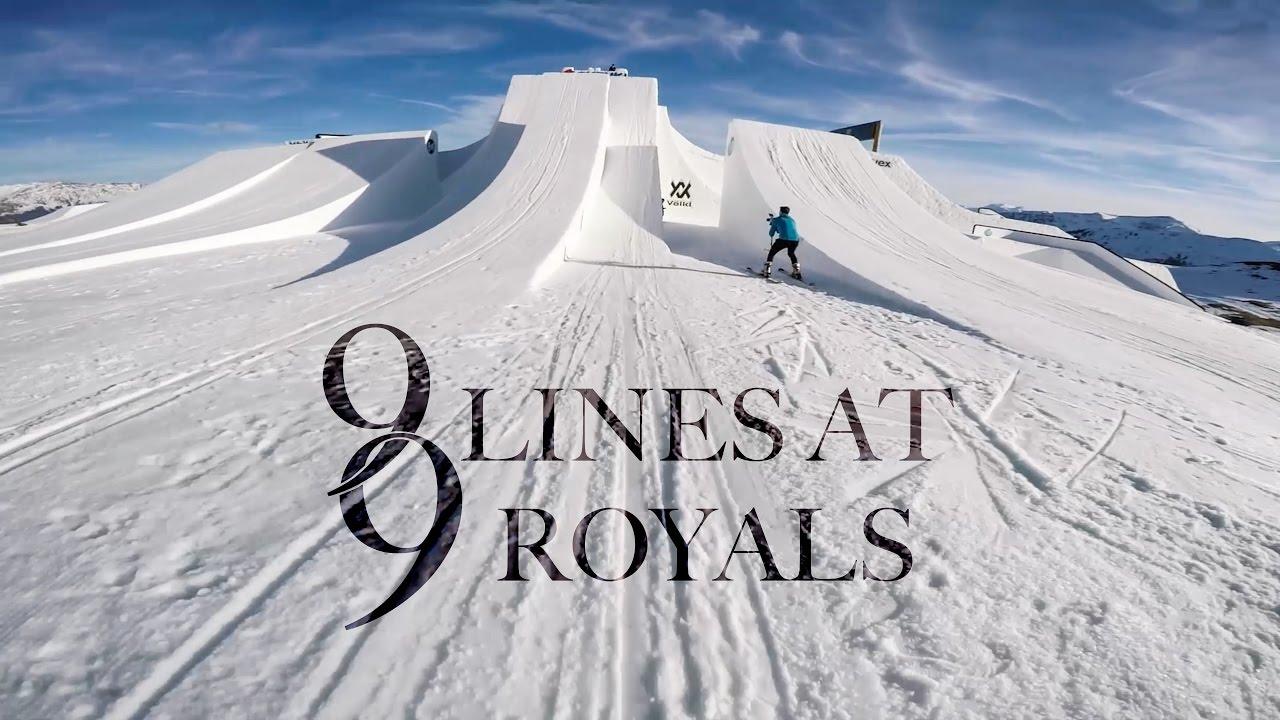 9 Lines at 9 Royals - Jesper Tjäder