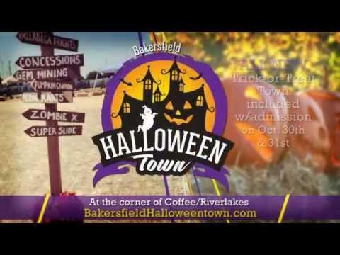 Bakersfield Halloween Town
