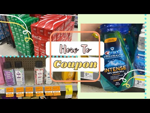 HOW TO COUPON | Shop With Me | WALGREENS & CVS