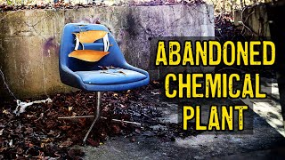 Huge Abandoned Factory (FOUND CREEPY CHEMICAL LAB) ☠