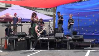 School of Rock - House Band (6/04/16) Good Times Bad Times - Led Zeppelin