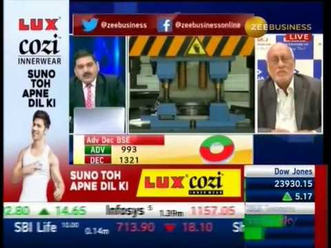Bajaj Electricals Limited CMD - Mr.Shekhar Bajaj on Zee Business - Corporate Radar