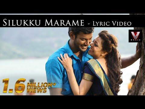 Paayum Puli - Silukku Marame - Lyric Video | D Imman | Vishal | Kajal Aggarwal | Suseenthiran