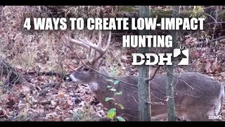 Video Whitetail Habitat: 4 Ways to Create Low-Impact Hunting  | Steve Bartylla @deerhuntingmag download MP3, 3GP, MP4, WEBM, AVI, FLV Agustus 2018