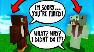 TELLING MY MODERATOR THAT SHES FIRED TROLL! (Trolling Server Mods)