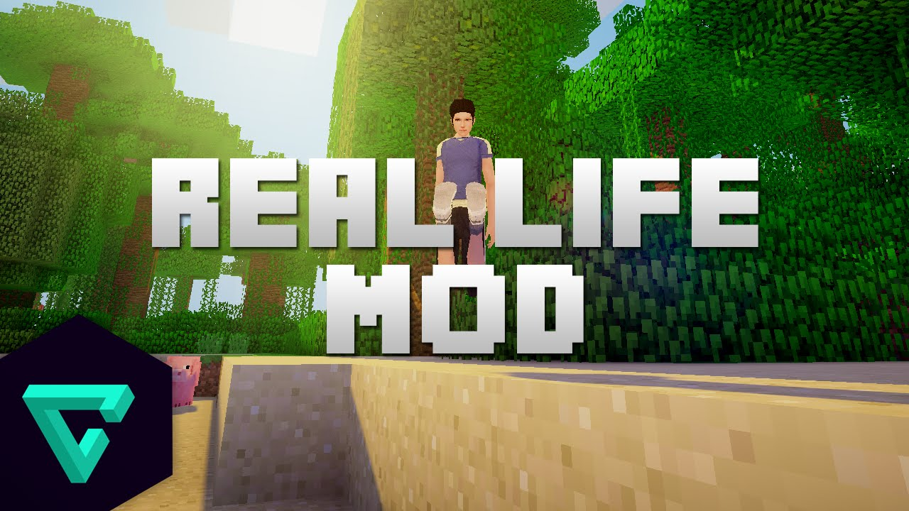 Real life Mod 1 7 10 Review And Tutorial YouTube