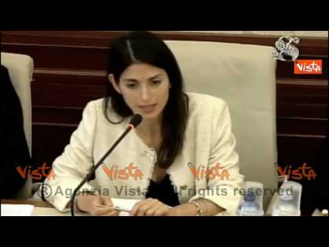 Raggi: avviero' un audit per scoprire vero debito di Roma #t