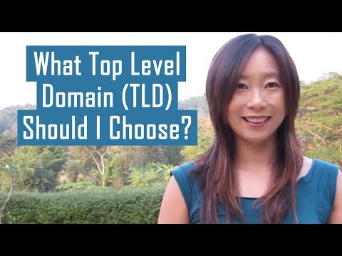 TLDs: Top Level Domains -- What Are They & Which Should I Choose?