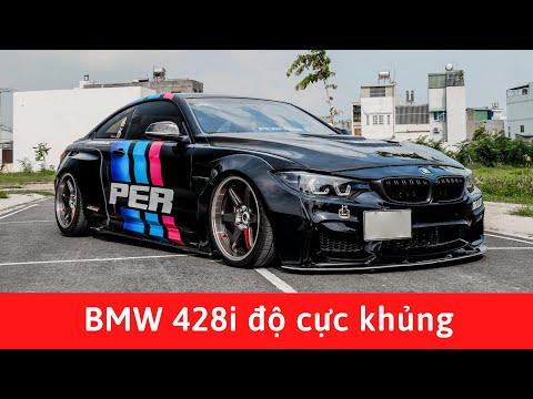 Vlog - Chán xe motor PKL, dân chơi Sài thành độ BMW 428i cực khủng hết gần 1 tỷ