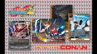 Detective Conan and Dragoknight Reveals! [Buddyfight Ace]