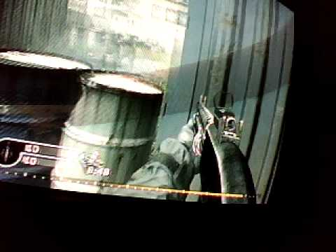 call of duty 4-cage match on shipment