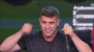 Il Rapper più veloce d'Italia a ''Tu Si Que Vales''