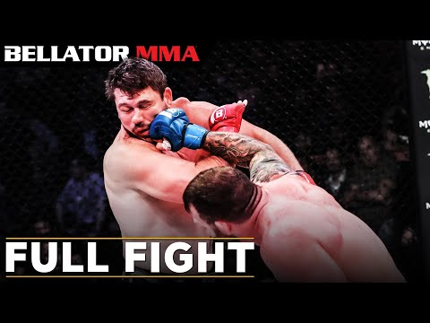 Full Fight |  Ryan Bader vs. Matt Mitrione | Bellator 207