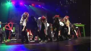 D-TREX Dance Crew - Liberty University Christmas Coffeehouse 2012