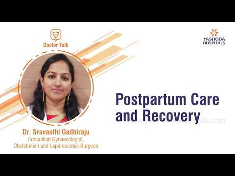 Postpartum Care and Recovery | Post Pregnancy Care Tips | Best Gynecology Hospitals in Hyderabad