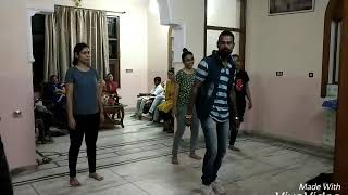 Morni Banke | Badhaai ho | Dance Choreography For Sangeet Girls n Boys Group Stone Heart 9785291022