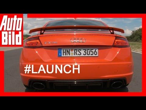 Audi TT RS Sound (2016) - Soundgewaltige 400 PS