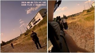 Police Stop Wrong Guy; Find Right Guy, Stop Him With 40MM Round to the Leg