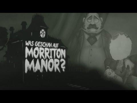 Pen & Paper: Was geschah auf Morriton Manor? Kapitel 2 | Das Geheimnis der Morritons | 24.03.2017
