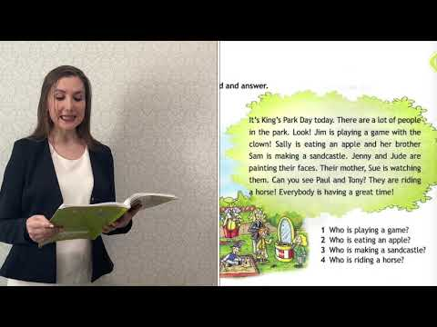 Spotlight 3 Student's Book , Workbook Lesson 14 Part 1