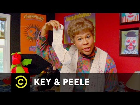 Key & Peele - MC Mom