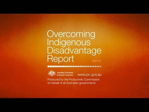 [ARCHIVED VIDEO] Overcoming Indigenous Disadvantage Report 2014