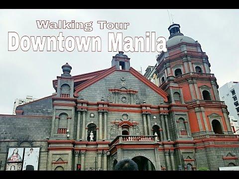 Filipina blogger Tries Walking tour at Downtown Manila with Carlos Celdran