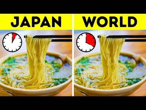 Why Japanese Are So Thin According To Science