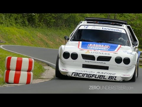 Insane Lancia Delta S4 Bruno Ianiello | HD Onboard Sound & Crazy Launches