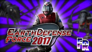 FR: Earth Defense Force 2017 for Xbox 360
