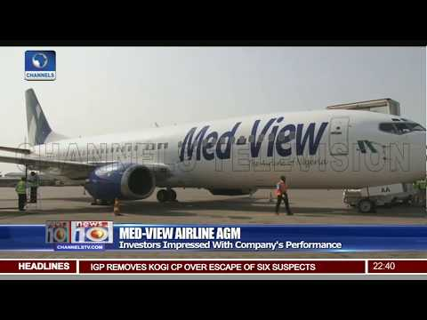 Med-View Airline Shareholders Gather For Second AGM