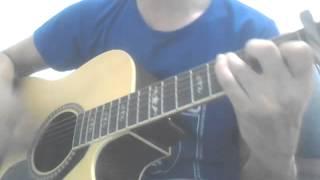 Tình Chúa cao vời guitar