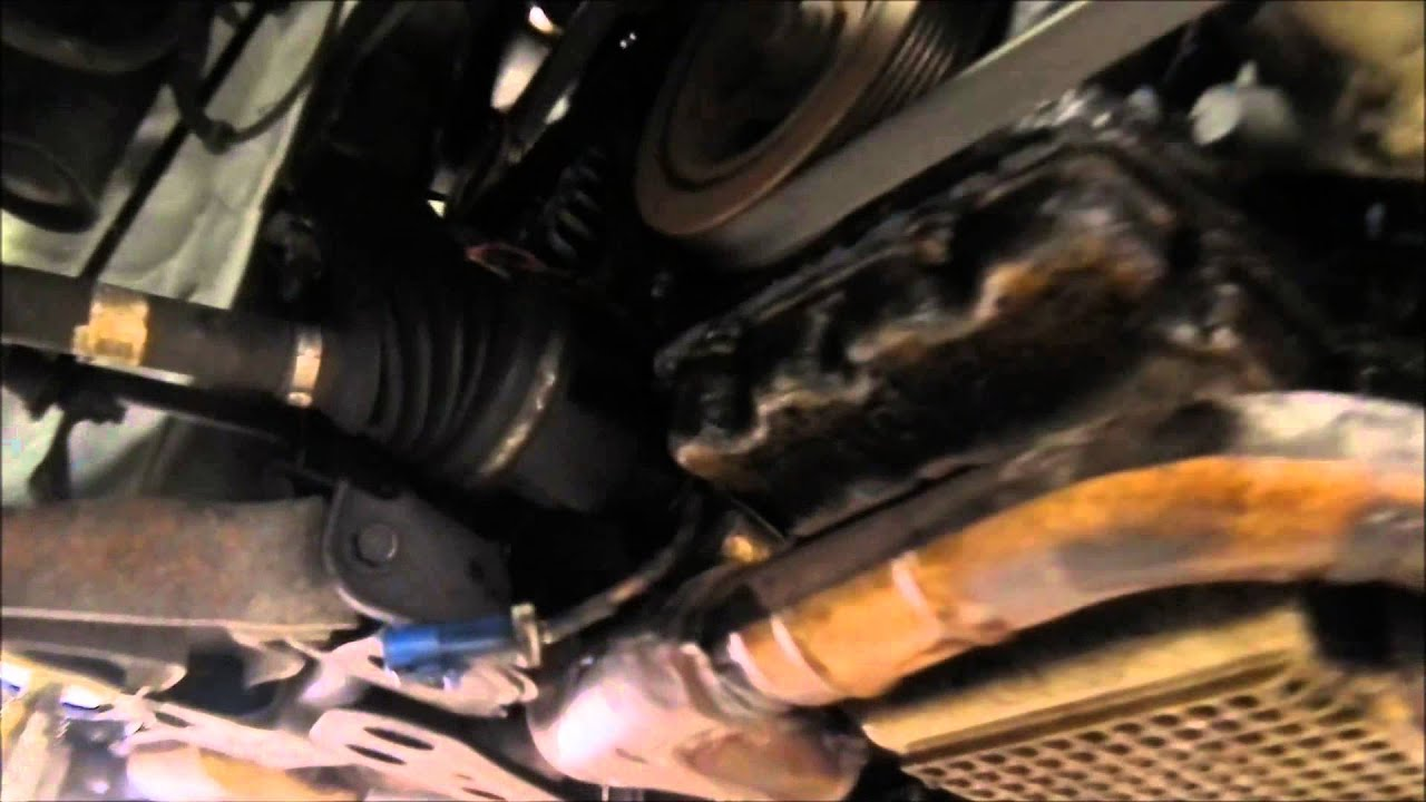 Macgyvers Workshop 2002 Ford Escape O2 Sensor Heater Fuse Blown Oxygen Circuit Open