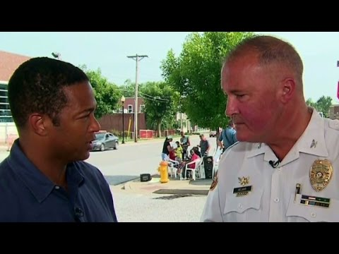 Police chief embarrassed by Ferguson officer's remarks