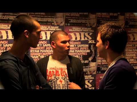Interview Groovenatics at DIS XL
