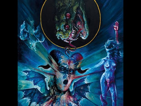 I, VoidHanger Records - ESOCTRILIHUM  -Dy'th Requiem For The Serpent Telepath  -Video Review