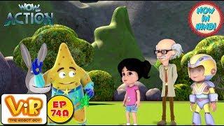 Vir: The Robot Boy | Star Alien | As Seen On HungamaTV | WowKidz Action