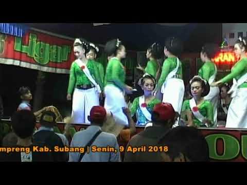 TANJUNG BARU - LINGGAR JAIPONG BARANYAY GROUP (9-4-2018)