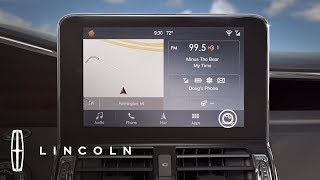 How to adjust your SYNC® 3 Touchscreen Brightness | How-To | Lincoln thumbnail