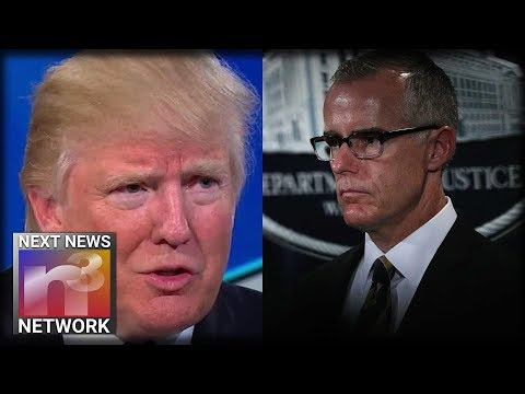 Disgraced FBI Crook Andrew McCabe is About get FILTHY RICH Off His Crimes Against President Trump