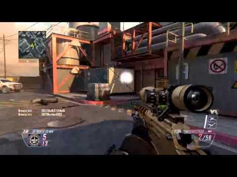 Breeze Inti - Black Ops II Game Clip