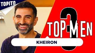 "Kheiron : ""Gérard Darmon a de très beaux mollets"" | Top m'en 3"