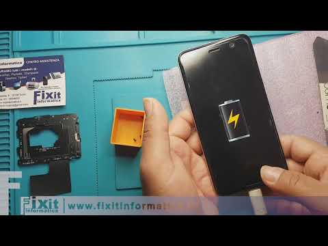 HTC U Play sostituzione batteria - Battery Replacement