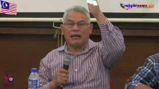 Syiah Perlu Dipertahankan di Malaysia - Khalid Jaafar